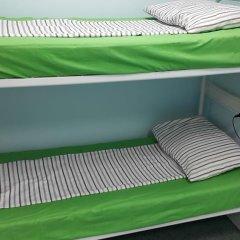 Хостел 365 Кровать в мужском общем номере с двухъярусной кроватью фото 7