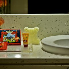 SANA Lisboa Hotel 4* Стандартный семейный номер с разными типами кроватей фото 3