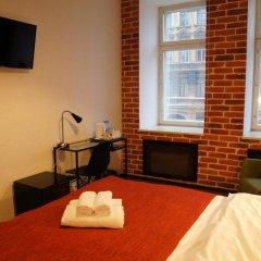LiKi LOFT HOTEL 3* Стандартный номер с различными типами кроватей фото 5