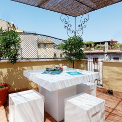 Апартаменты Navona Luxury Apartments Улучшенная студия с различными типами кроватей фото 9