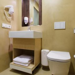 Гостиница Sleeport ванная фото 2