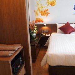 Отель 41 Suite Бангкок сейф в номере