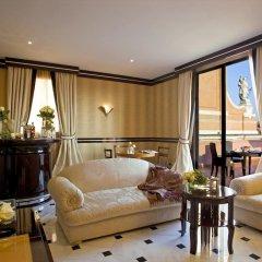 Grand Hotel Majestic già Baglioni 5* Люкс с различными типами кроватей фото 3