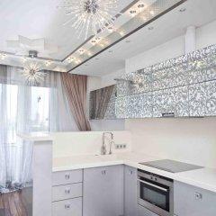 Апарт Отель Лукьяновский Улучшенные апартаменты с различными типами кроватей фото 7