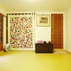 Отель Mumum Hanok Guesthouse комната для гостей фото 2