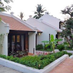 Отель Hoi An Phu Quoc Resort 3* Улучшенный номер с различными типами кроватей фото 2