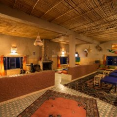 Отель Kasbah Panorama Марокко, Мерзуга - отзывы, цены и фото номеров - забронировать отель Kasbah Panorama онлайн интерьер отеля фото 3