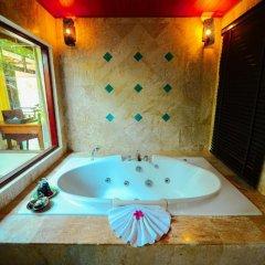 Отель Railay Bay Resort and Spa 4* Коттедж Делюкс с различными типами кроватей фото 29