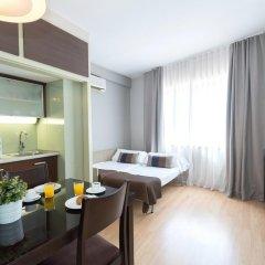 Отель Aparthotel Senator Barcelona 3* Апартаменты с различными типами кроватей фото 2