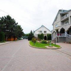 Гостиница Эдельвейс парковка