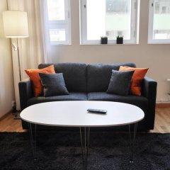 Sky Hotel Apartments, Stockholm 3* Стандартный номер с различными типами кроватей фото 4