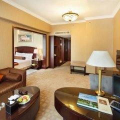 Guangzhou Grand International Hotel 4* Стандартный номер с различными типами кроватей фото 3