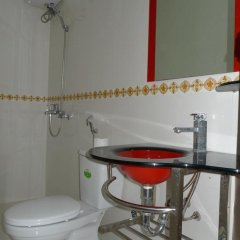 Отель Hi Hop Yen Homestay 2* Стандартный номер с 2 отдельными кроватями фото 6