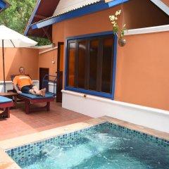 Отель Anantara Lawana Koh Samui Resort 3* Бунгало Делюкс фото 25
