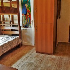 Отель Machanents Guesthouse 2* Кровать в общем номере с двухъярусной кроватью фото 5