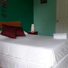 Отель Mansion Giahn Bed & Breakfast Мексика, Канкун - отзывы, цены и фото номеров - забронировать отель Mansion Giahn Bed & Breakfast онлайн комната для гостей фото 10
