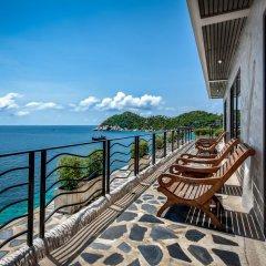 Отель Jamahkiri Resort & Spa балкон фото 2