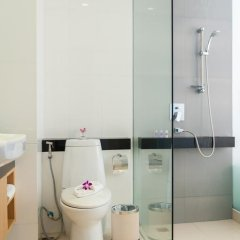 Hotel Icon Bangkok 4* Улучшенный номер с различными типами кроватей фото 23
