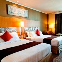 Отель Royal Princess Larn Luang 4* Стандартный номер с различными типами кроватей фото 2