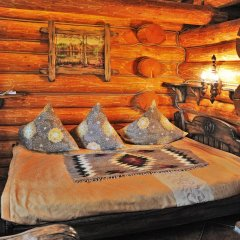Гостиница Medvezhya Berloga комната для гостей