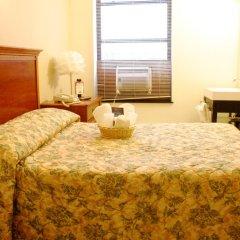 Отель Americana Inn 2* Стандартный номер с двуспальной кроватью (общая ванная комната) фото 4