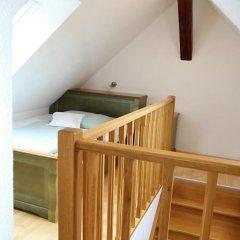 Hotel Sant Georg 4* Апартаменты с различными типами кроватей фото 7