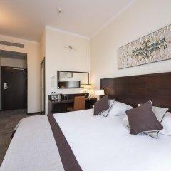Europeum Hotel 3* Стандартный номер с двуспальной кроватью фото 20