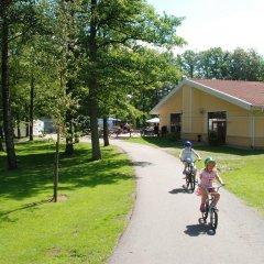 Отель Gullbrannagården спортивное сооружение