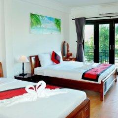 Отель Bi's House Homestay 2* Стандартный номер с различными типами кроватей фото 3