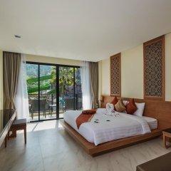 Отель Ananta Burin Resort 4* Улучшенный номер с различными типами кроватей