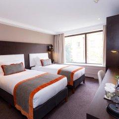 DoubleTree by Hilton Hotel London - Hyde Park 4* Стандартный номер с различными типами кроватей фото 6