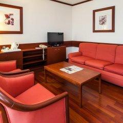Отель Holiday Inn Lisbon Continental комната для гостей