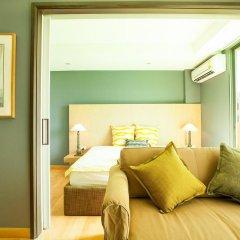 Отель Rocco Huahin Condominium Апартаменты с различными типами кроватей фото 13