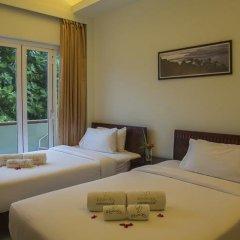 Отель Reveries Diving Village, Maldives 3* Номер Делюкс с двуспальной кроватью фото 10