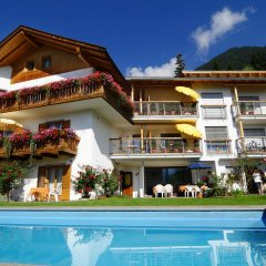 Отель Haus Rosengarten Тироло бассейн фото 3