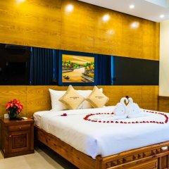 Отель Bien Dao Homestay Hoi An 3* Стандартный номер с различными типами кроватей фото 4
