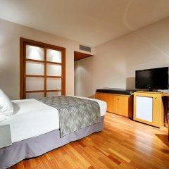 Отель Eurostars Lisboa Parque 4* Стандартный номер с различными типами кроватей фото 8