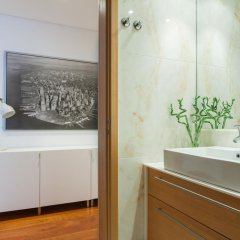 Отель Living Graça ванная фото 2