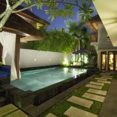 Отель Bali baliku Private Pool Villas 4* Вилла с различными типами кроватей фото 7
