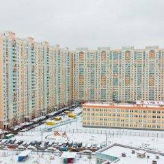 Гостиница Likeflat Vasiltsovskie балкон
