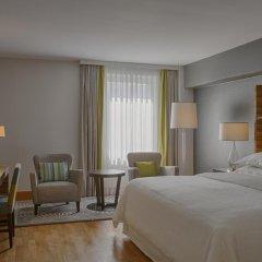 Sheraton Stockholm Hotel 5* Стандартный номер с различными типами кроватей фото 3