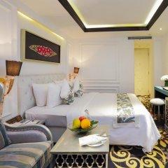 A&Em Corner Sai Gon Hotel 4* Номер Делюкс с различными типами кроватей