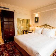 Apricot Hotel 5* Номер Делюкс с различными типами кроватей фото 2