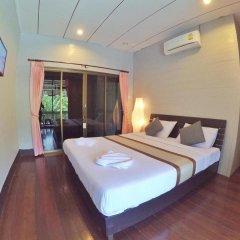 Отель Marina Hut Guest House - Klong Nin Beach 2* Стандартный номер с различными типами кроватей фото 20