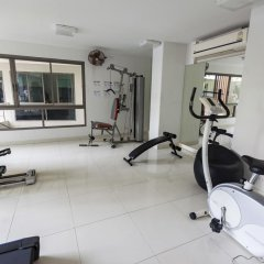 Отель Urban Condominium фитнесс-зал фото 3