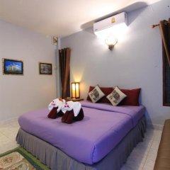 Отель Saladan Beach Resort 3* Бунгало с различными типами кроватей фото 45