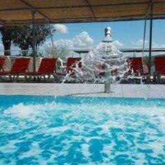 Отель Sifne Termal Otel Чешме бассейн фото 2