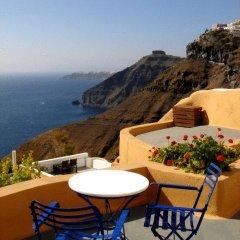 Отель Antithesis Caldera Cliff Santorini 3* Стандартный номер с различными типами кроватей фото 6