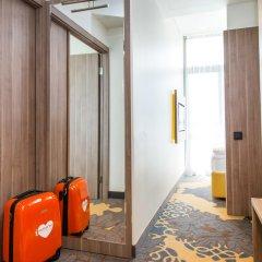 Hotel Lielupe by SemaraH 4* Стандартный семейный номер с двуспальной кроватью фото 4