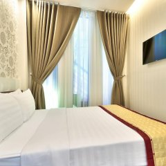 Hong Vina Hotel 3* Номер Делюкс с различными типами кроватей фото 5